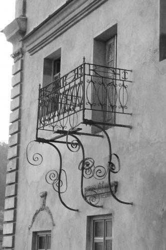 Zdjęcia: Krzemieniec , balkon dla samobójców, UKRAINA