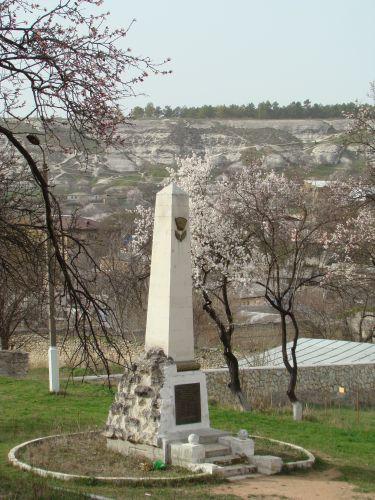 Zdj�cia: BAKCZYSARAJ, KRYM, Polegli na polu chwa�y !, UKRAINA