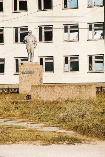 Zdjęcia: Olieniewka, Szkoła im. Lenina, UKRAINA