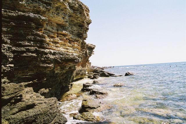 Zdjęcia: Olieniewka, Krym, Plaża, UKRAINA