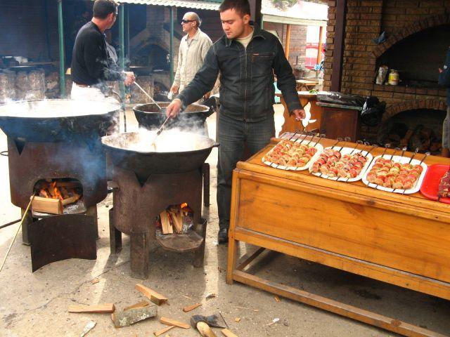Zdjęcia: Aj-Petri - Krym, Coś z tatarskiej kuchni, UKRAINA