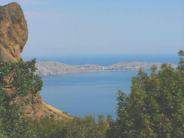 Zdjęcia: Krym, Rezerwat Karadag, UKRAINA