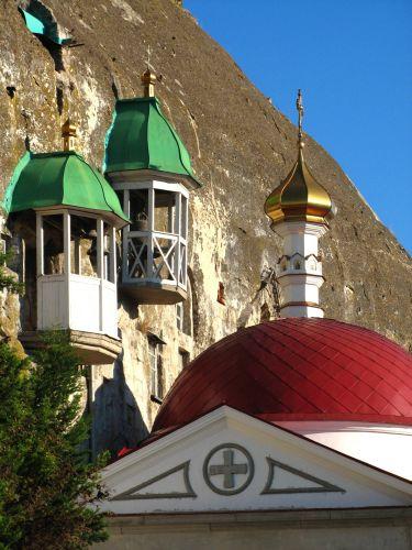Zdj�cia: Krym, Monastyr, UKRAINA