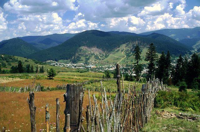 Zdj�cia: Mi�giria, Po�onina Kuk, Na kolorowej Ukrainie, UKRAINA
