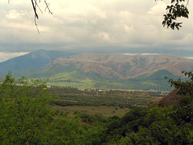 Zdjęcia: Krym/Przełęcz Angarska w drodze do Jaskini Emine-Bair-Chosar, Przełęcz Angarska, UKRAINA