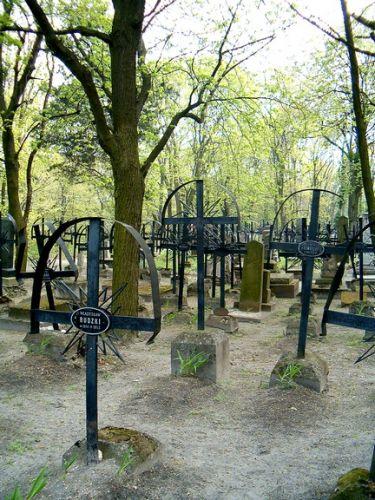 Zdjęcia: Lwów, Cmentarz Orląt Lwowwskich3, UKRAINA