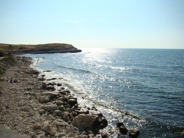 Zdjęcia: SEWASTOPOL - CHERSONES, KRYM, Plaża, UKRAINA