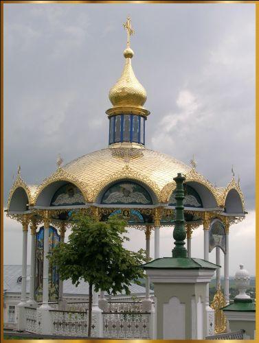 Zdjęcia: Poczajów, Ukraina, Kapliczka, UKRAINA