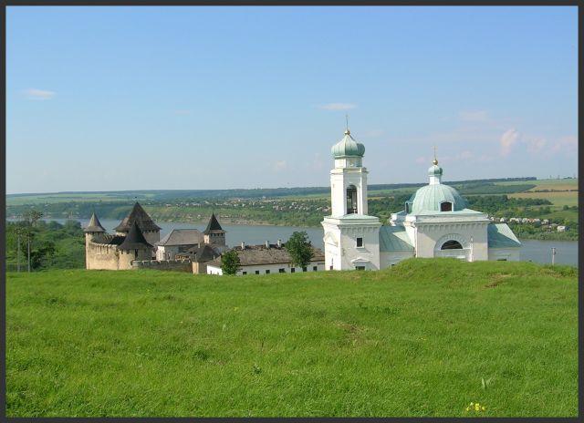 Zdjęcia: Chocim, Podole, Na d Dniestrem, UKRAINA