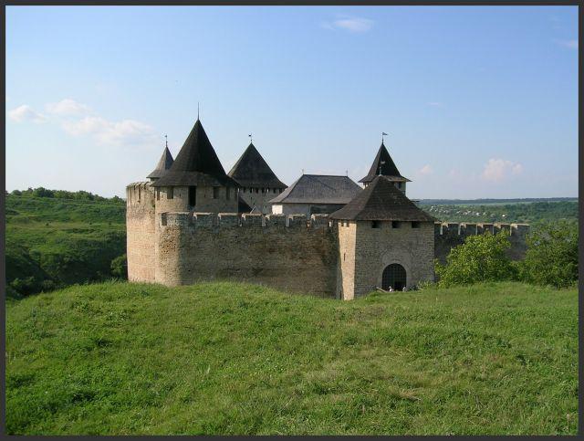 Zdj�cia: Chocim, Podole, Twierdza nad Dniestrem, UKRAINA