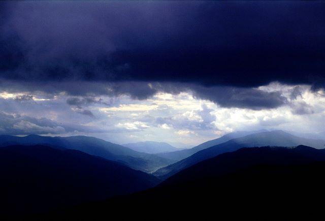 Zdjęcia: Świdowiec , Karpaty Wschodnie, Połoniny niebieskie, UKRAINA