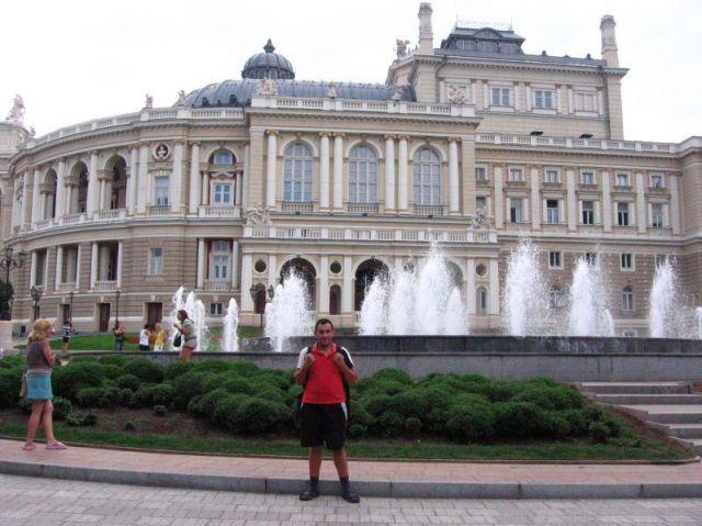 Zdjęcia: Odessa, Ja w Odessie, UKRAINA
