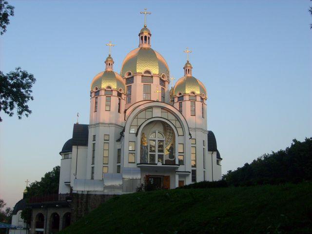 Zdjęcia: ZARVANICA, WOJ.TARNOPOLSKIE, KLASZTOR, UKRAINA