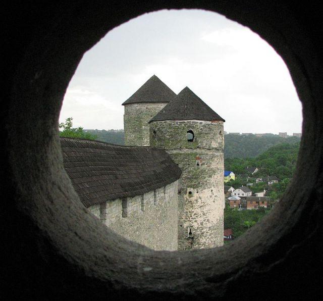 Zdjęcia: Kamieniec Podolski, dwie wieże, UKRAINA