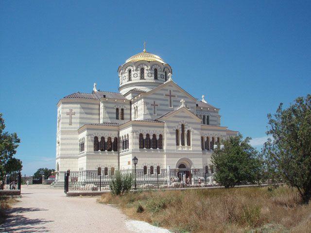 Zdjęcia: Chersones, Krym, Chersones, UKRAINA