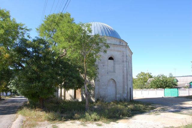 Zdjęcia: Bakczysaraj, Krym , Djurbe Muhammed-Beja, UKRAINA