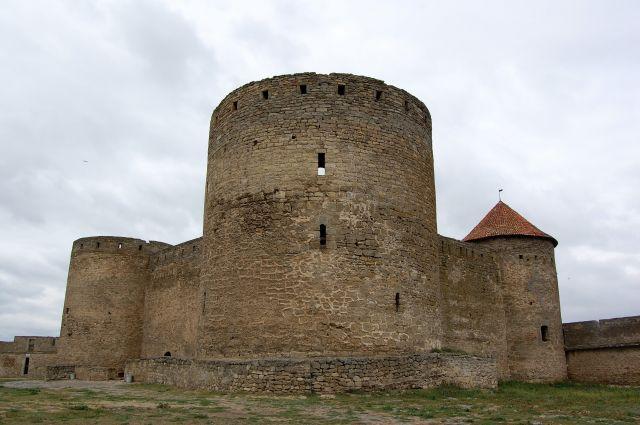 Zdjęcia: Biełgorod Dniestrowski, Akermańska cytadela, UKRAINA