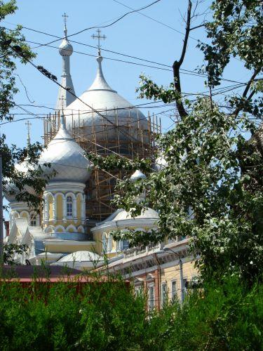 Zdjęcia: Odessa, Chram, UKRAINA