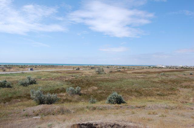 Zdjęcia: Kara Tobe, Krym, Morze jest blisko, UKRAINA
