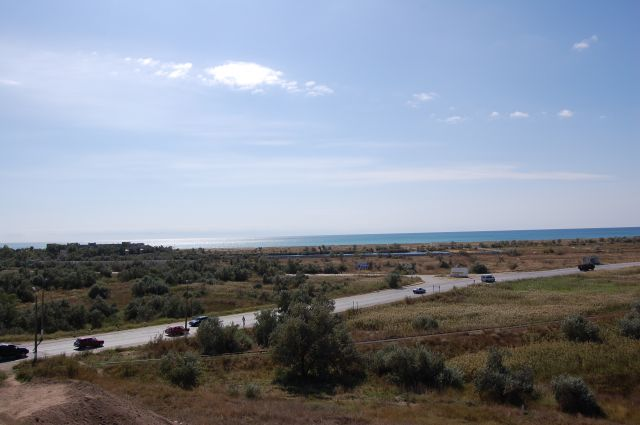 Zdj�cia: Kara Tobe, Krym, Widoczek z wie�y, UKRAINA