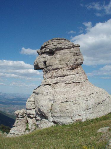 Zdjęcia: Demerdży, Krym, Sfinks :), UKRAINA