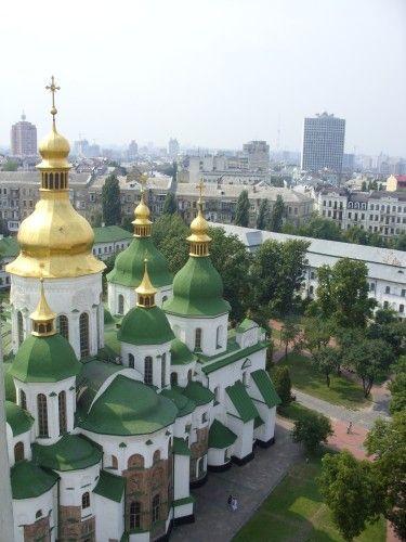 Zdjęcia: Sobór Sofijski, Kijów, Sobór Sofijski, UKRAINA