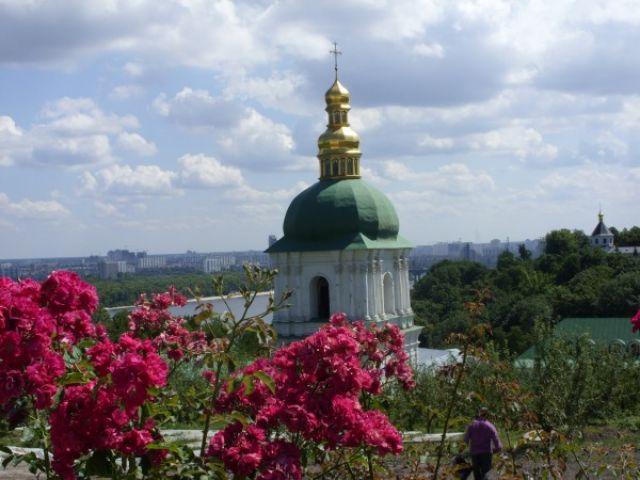 Zdjęcia: Ławra kijowso - pieczarska, Kijów, Ławra , UKRAINA