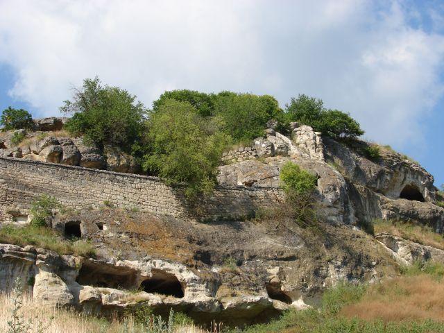 Zdjęcia: krym, krym, czafut kale-kamienne miasto, UKRAINA