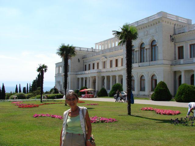 Zdjęcia: Liwadia, Krym, pałac Mikołaja II, UKRAINA