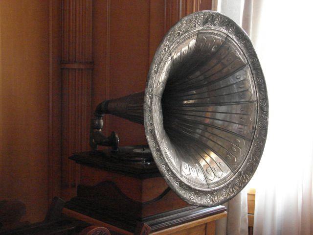 Zdjęcia: Liwadia, Krym, gramofon Mikiłaja II, UKRAINA