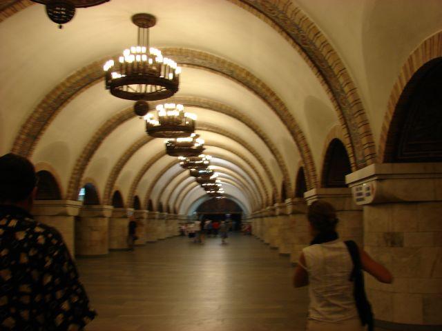 Zdjęcia: KIjów, Kijów, metro, UKRAINA