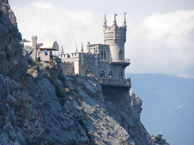 Zdjęcia: Krym, Krym, Jaskółcze Gniazdo, UKRAINA