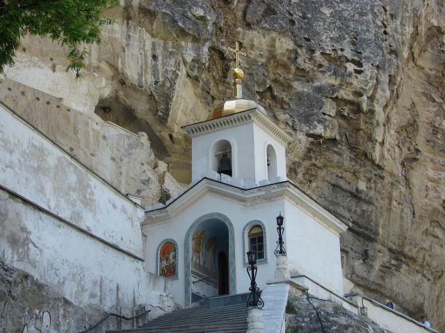 Zdjęcia: krym, krym, klasztor Uspieński, UKRAINA