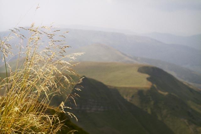 Zdjęcia: Bliźnica, Świdowiec, Widok z Bliźnicy, UKRAINA
