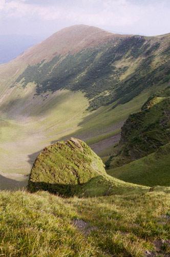 Zdjęcia: Bliźnica, Świdowiec, Kocioł polodowcowy, UKRAINA