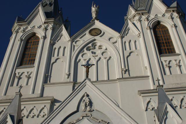 Zdjęcia: Bar, Podole, polski kościół pod wezwaniem św. Mikołaja, UKRAINA