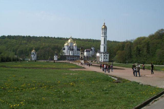 Zdjęcia: Zarwanica, Tarnopol, Ukraina  - Zarwanica, UKRAINA