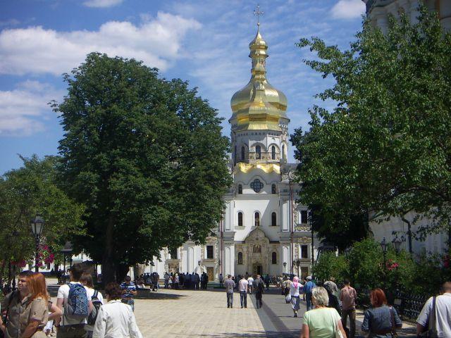 Zdjęcia: Kijów, Kijów , Jedno z ważniejszych miejsc w Kijowie - Peczersk , UKRAINA