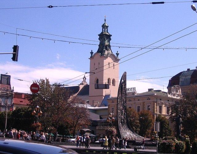 Zdjęcia: Lwów , Obwód Lwowski, Katedra Łacińska [polska], UKRAINA