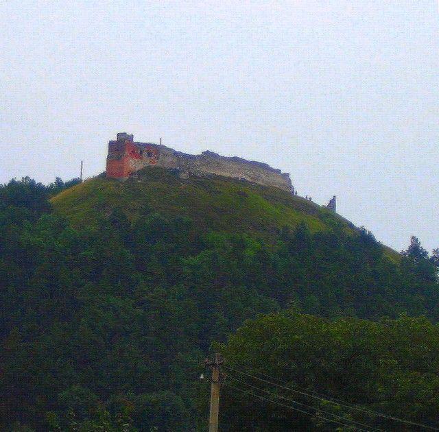 Zdjęcia: Krzemieniec, Wołyń, Góra Bony z ruinami zamku, UKRAINA
