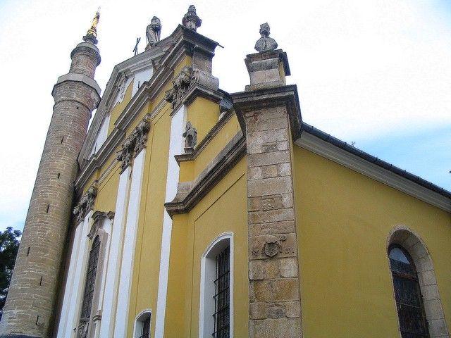 Zdjęcia: Kamieniec Podolski, Podole, katedra śś Piotra i Pawła, UKRAINA
