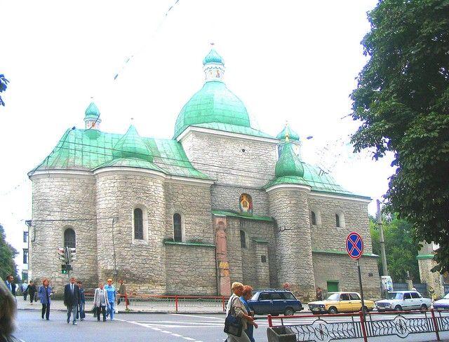 Zdjęcia: Tarnopol, Podole, Cerkiew w Tarnopolu, UKRAINA
