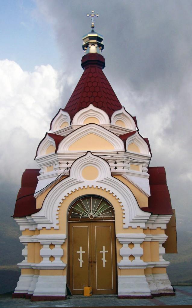 Zdjęcia: Teodozja, Krym, Cerkiew, UKRAINA