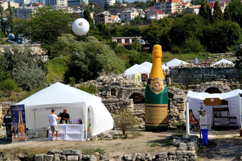 Zdjęcia: Chersonez Taurydzki,  Sewastopol, Krym, ArtWineFest, UKRAINA