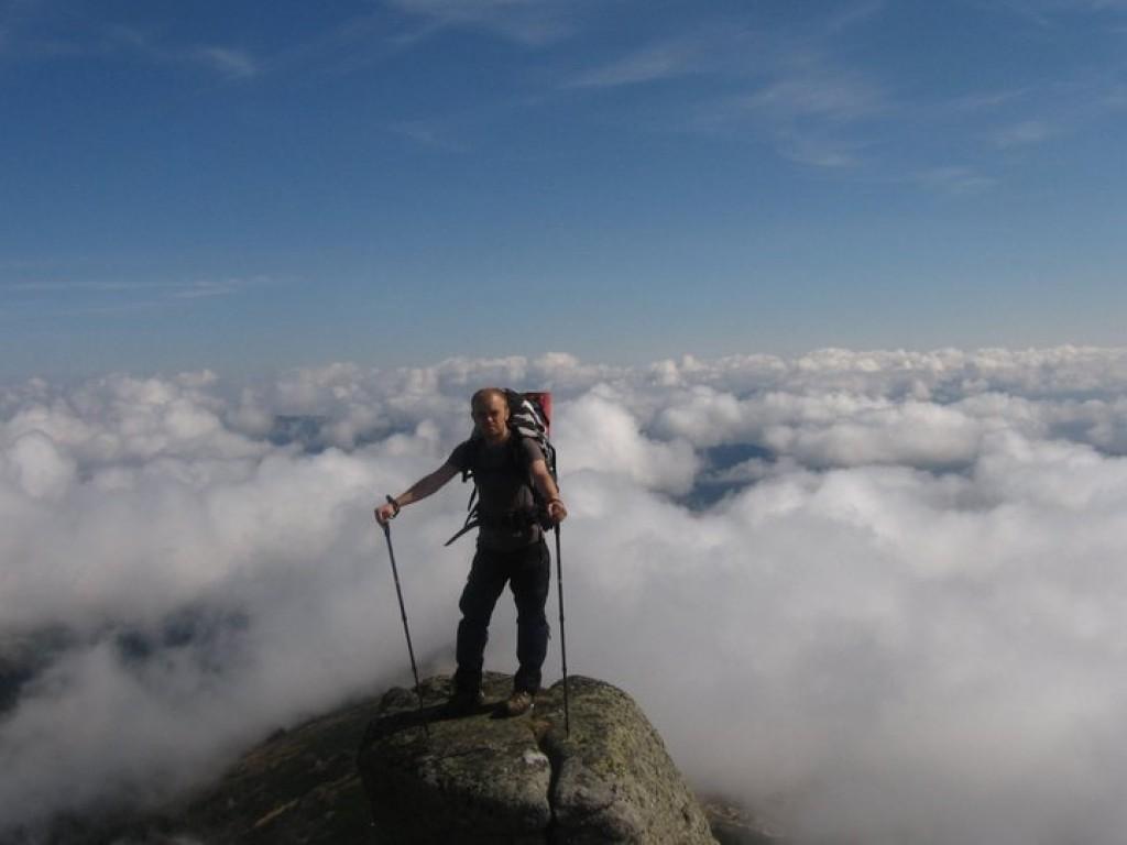 Zdjęcia: Чорногора – Czornohora, Чорногора – Czornohora, nad chmurami, UKRAINA