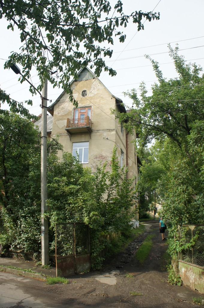 Zdjęcia: Drohobycz, Aglomeracja Drohobycko-Borysławska, Dom, w którym mieszkał Bruno Schulz, UKRAINA