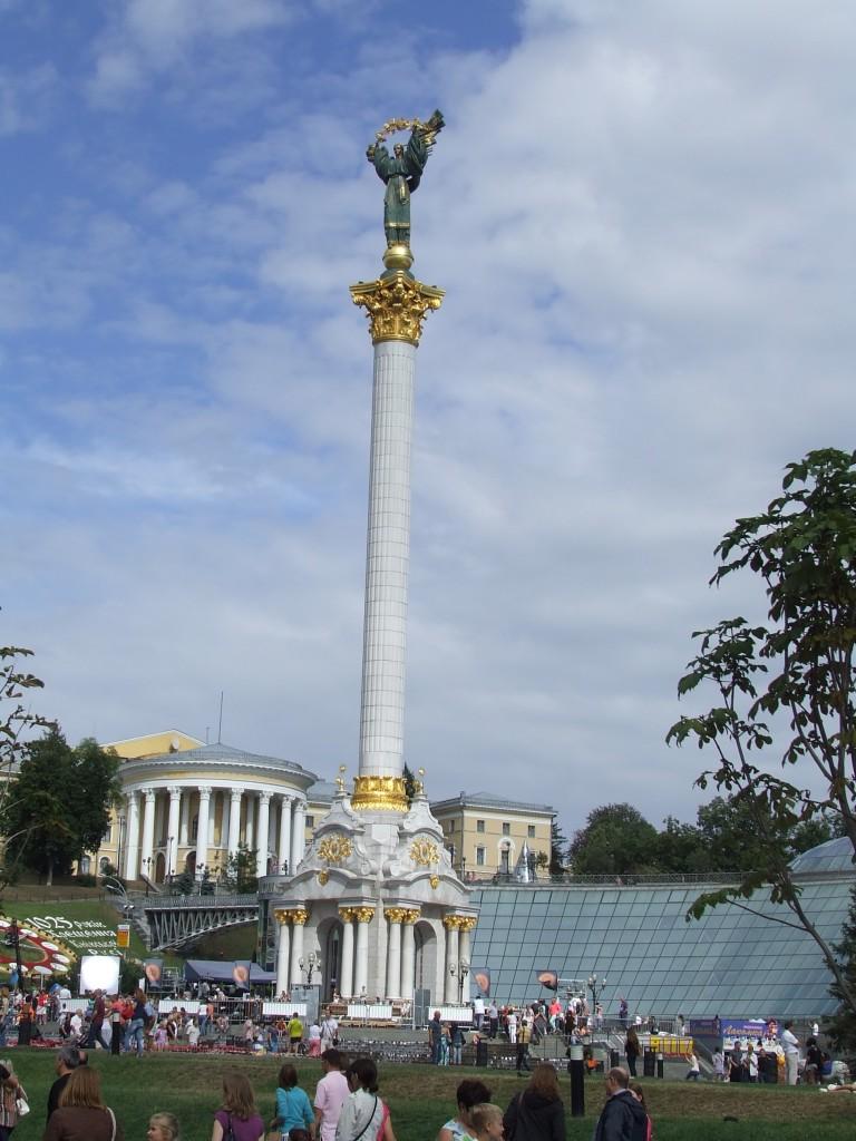 Zdjęcia: Kijów, Kijów - Majdan Niezależności, UKRAINA