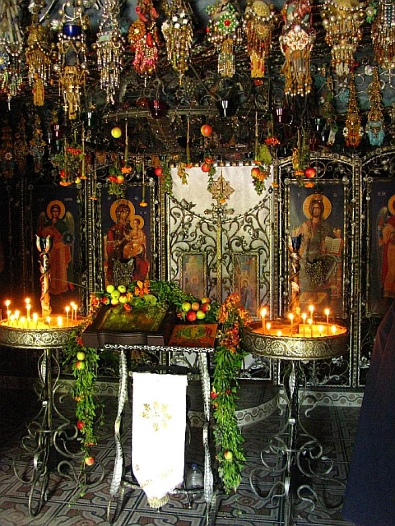 Zdjęcia: okolice Bakczysaraju, Krym, klasztor św. Anastazji, UKRAINA