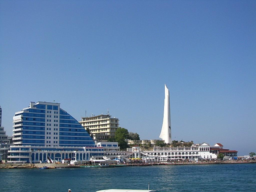 Zdjęcia: Sewastopol, Krym, nadbrzeże, UKRAINA