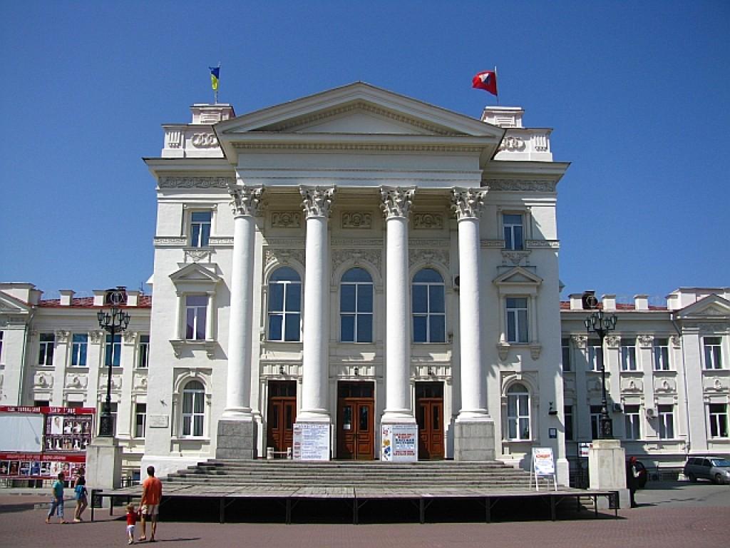 Zdjęcia: Sewastopol, Krym, pałac Pionierów, UKRAINA